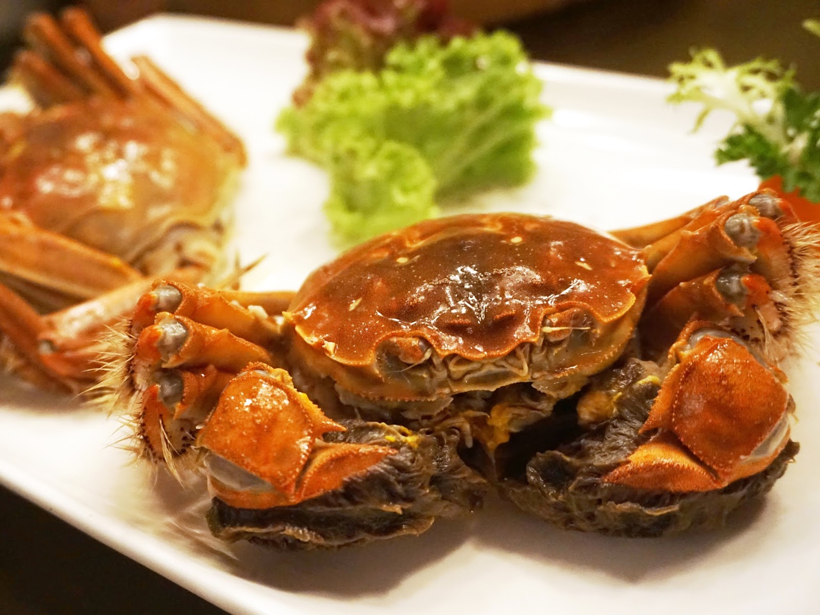 pinkypiggu hairy crab delicacies crystal jade golden palace