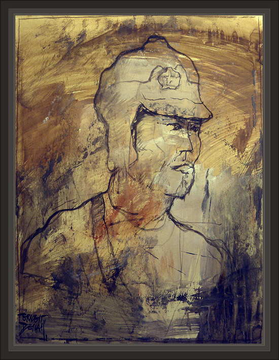 CARTAGO-CARTHAGE-EJERCITO-ANIBAL-SOLDADOS-ARMY-SOLDIERS-PINTURA-PAINTINGS-ERNEST DESCALS-