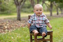 Emmett 9 months