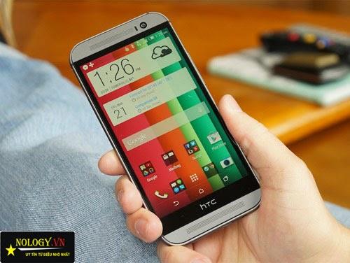 HTC One M8 cách khắc phục lỗi
