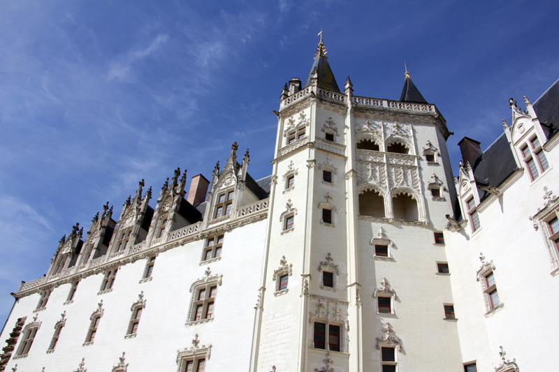 Château de Nantes tourisme culture art