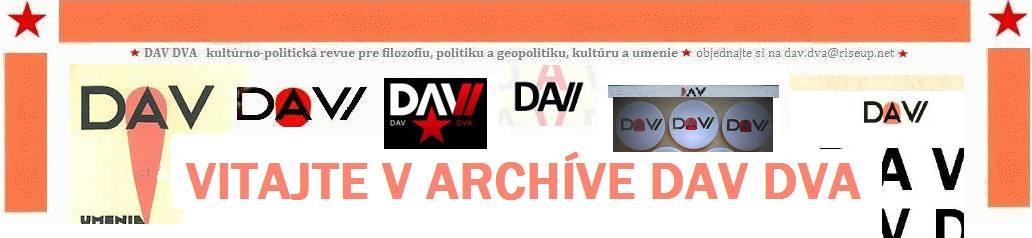 Revue DAV DVA