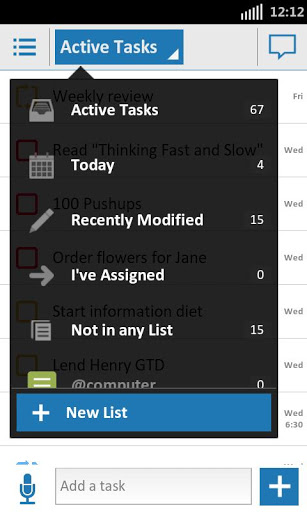 ASTRID TASKS & TO-DO LIST FULL V4.6.2 APK