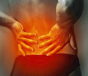 Low back pain - Operation