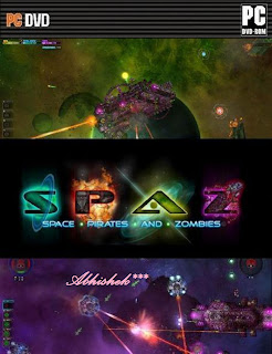 Space Pirates and Zombies pc game download free