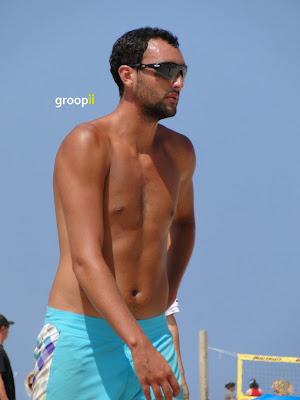 Antonio Ciarelli Shirtless at the NVL Malibu 2011