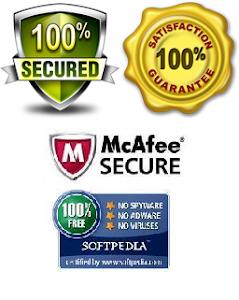 100% Safe & Secure!