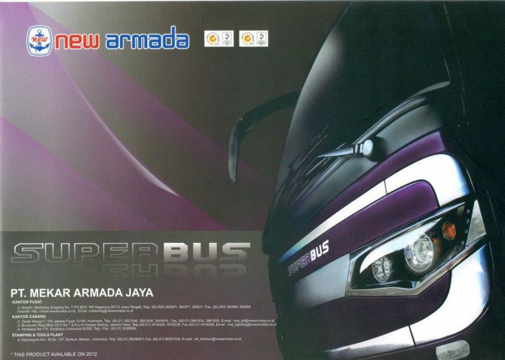 Superbus | New Armada