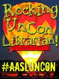 #AASLUncon!