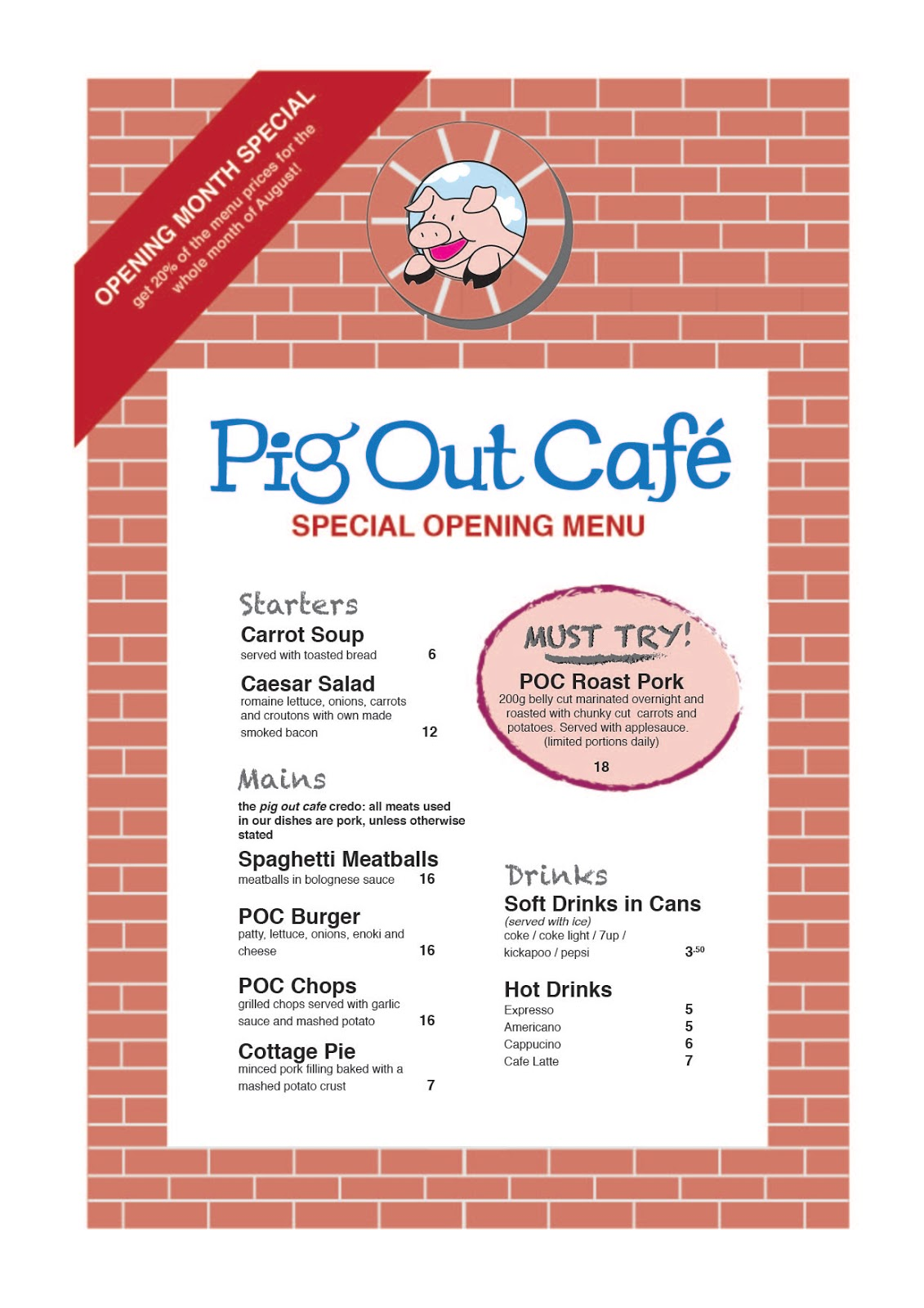 Pig Out Deliveries