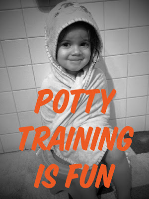 Potty Training is Fun
