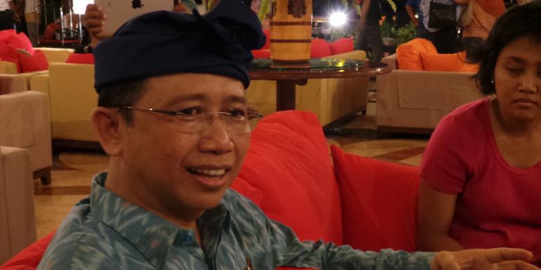 Marzuki Tak Disebut SBY sebagai Calon Peserta Konvensi