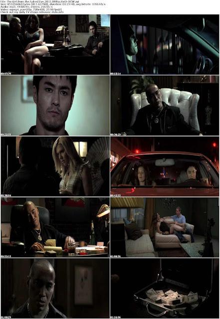 The Girl from the Naked Eye Film (2011) · Trailer · Kritik