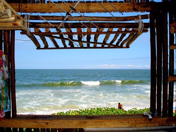 A Janela e o Mar