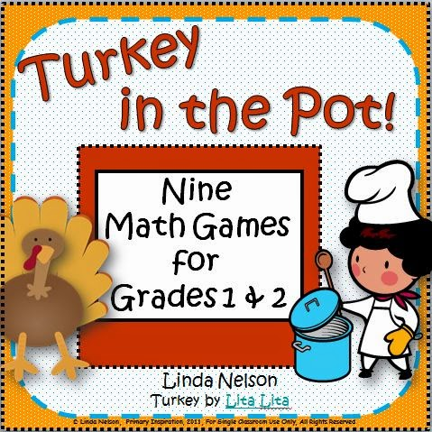 http://www.teacherspayteachers.com/Product/Thanksgiving-Math-Games-Turkey-in-the-Pot-165334