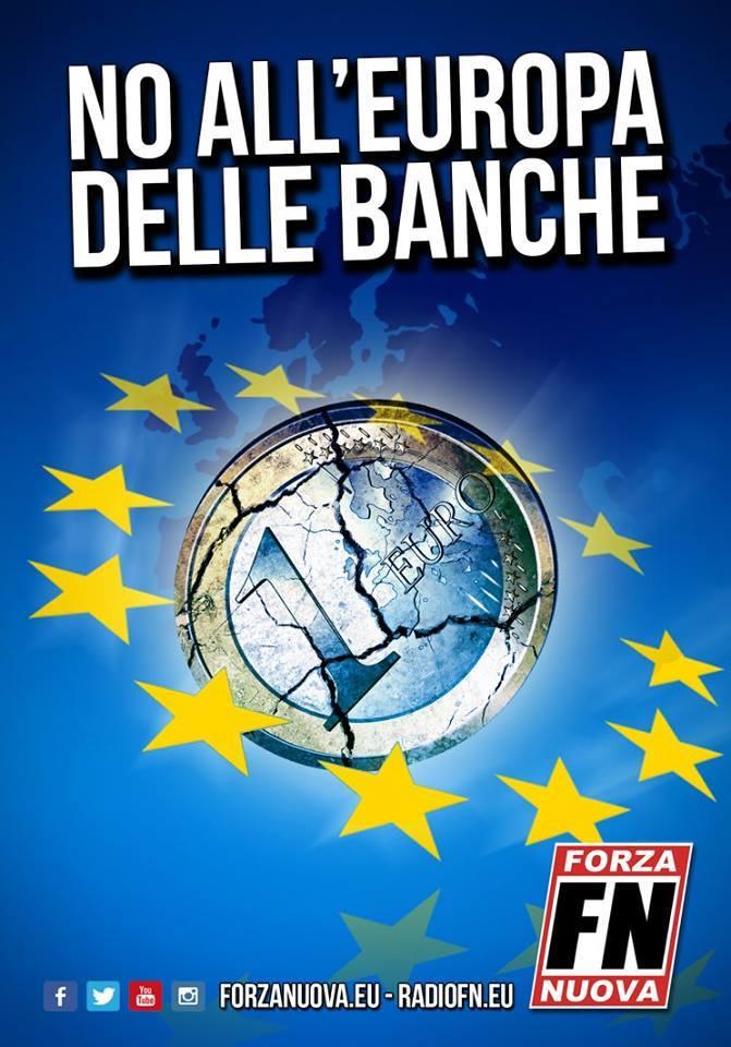 No all'Europa delle Banche!