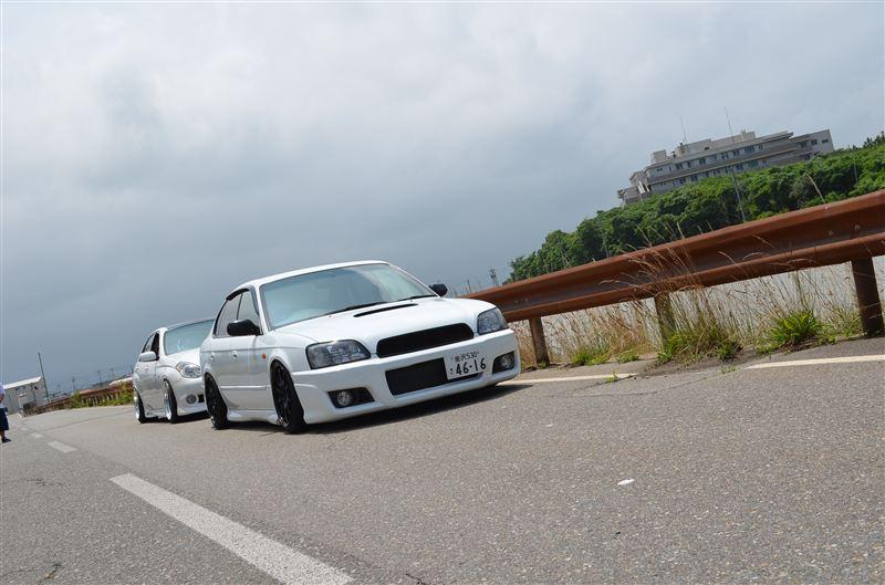 Toyota Verossa & Subaru Legacy III