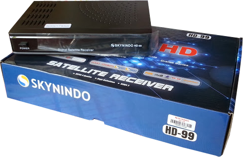 Decoder Receiver Skynindo HD 99