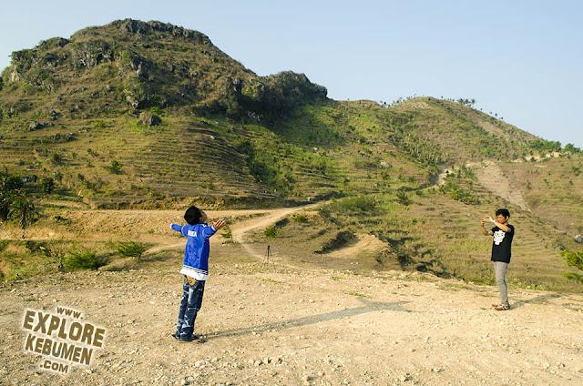 Bukit Nagasari Karangduwur Kebumen