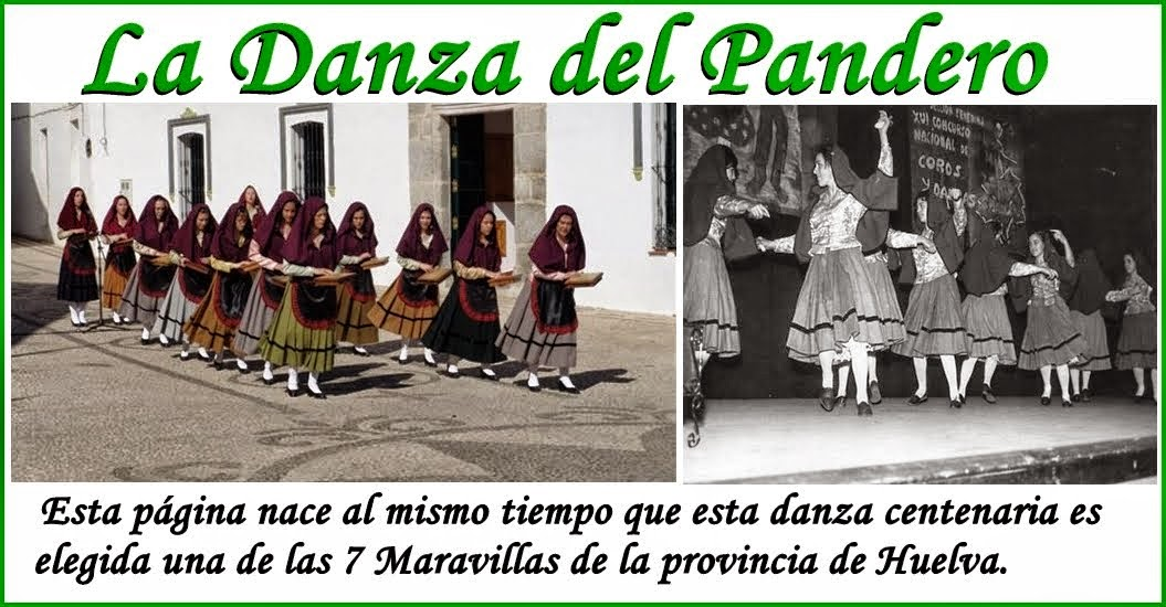 DANZA DEL PANDERO