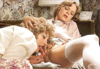 性感的成人图片 - Vintage Lesbians 17