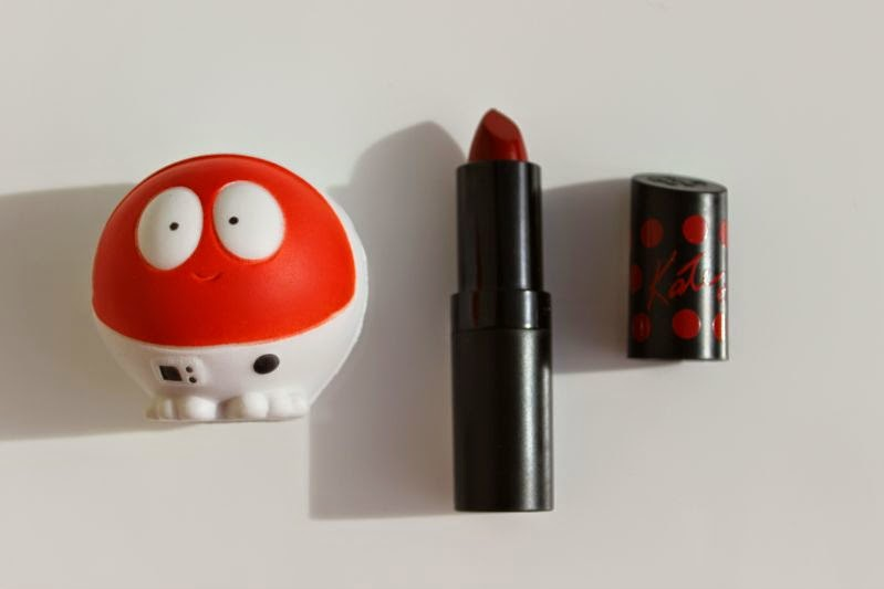 Rimmel Red Nose Red by Kate Moss Lipstick