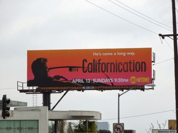 Californication season 7 billboard