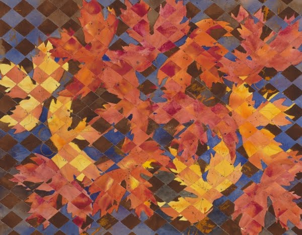 A Patchwork Fall