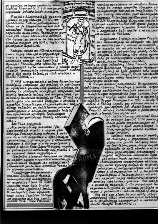 Papieski klucz za czasow Hitlera