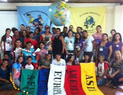 Juventude Missionária do Pará realiza seu terceiro encontro estadual