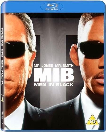 Men in Black 1 เอ็มไอบี 1 หน่วยจารชนพิทักษ์จักรวาล