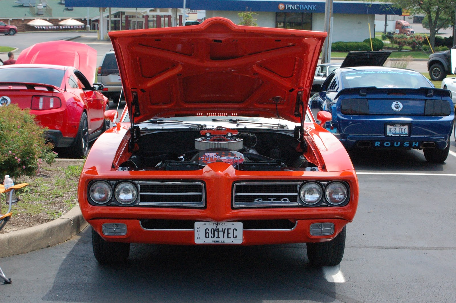 Turnerbudds Car Blog You Be The Judge 1960s Pontiac Gto When Second Generation Of Goat Came Out In 1968 One Its Trims Was Called Name Like Used For Road Runner