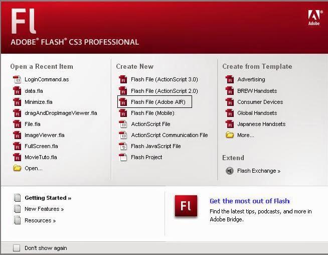 descargar adobe flash actionscript 3.0