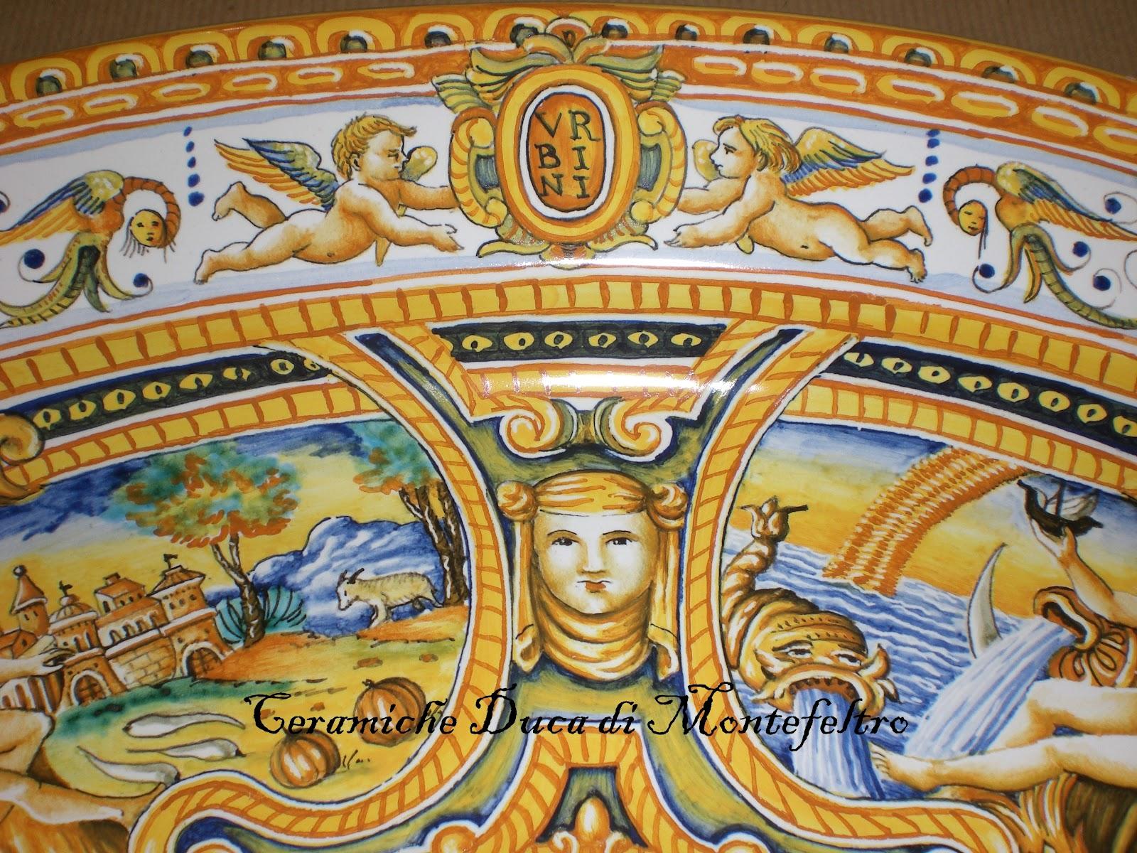 Ceramica e dintorni agosto 2012 for Decorazione stanze vaticane