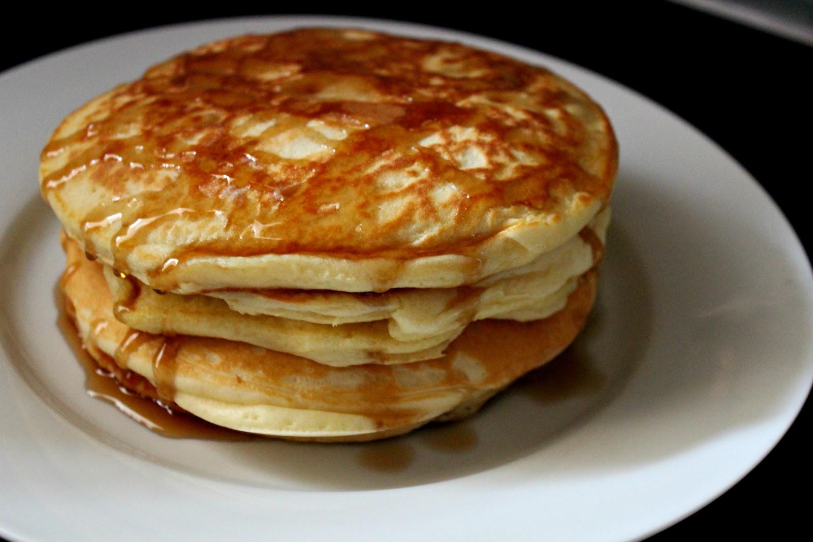 The Kindled Kitchen: Recipe Twenty Six: The Perfect Pancake.
