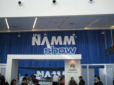 NAMM, NAMM 2013, NAMM2013, Anaheim, Anaheim Convention Center