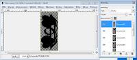 Utworzone nowe warstwy w obrazie bazowym pędzla - zrzut