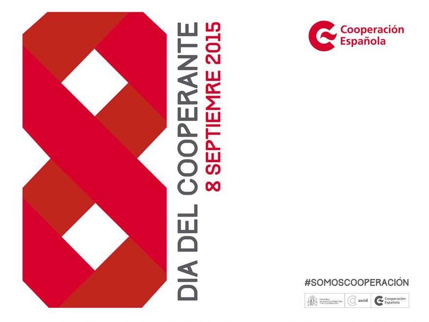 8 de septiembre - Día Internacional del Cooperante