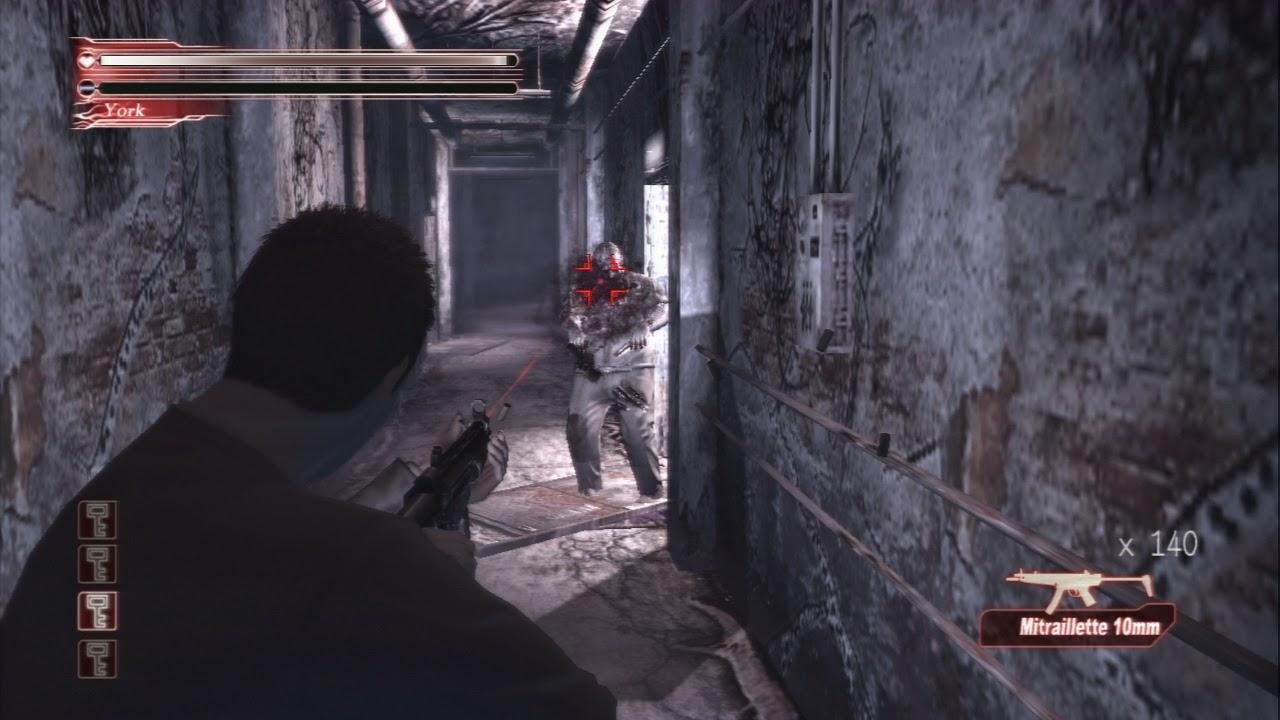 DEADLY PREMONITION : THE DIRECTORS CUT PC GAME DOWNLOAD