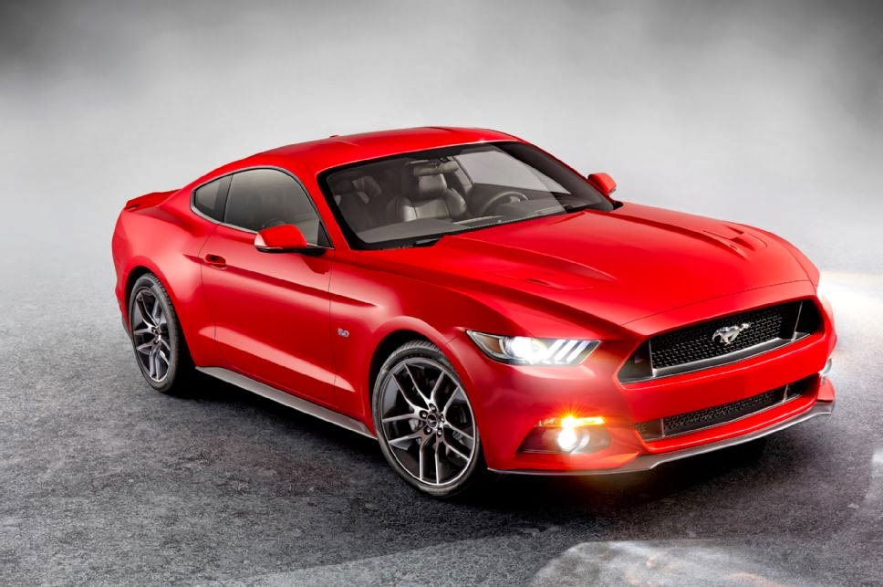 All-New Mustang Will Be First to Launch Ford SYNC® AppLink™