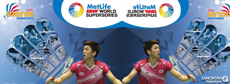Badminton Terbuka Korea 2015