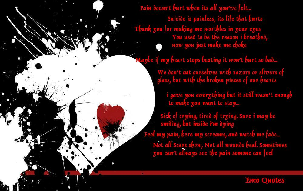 top hd wallpapers emo quotes