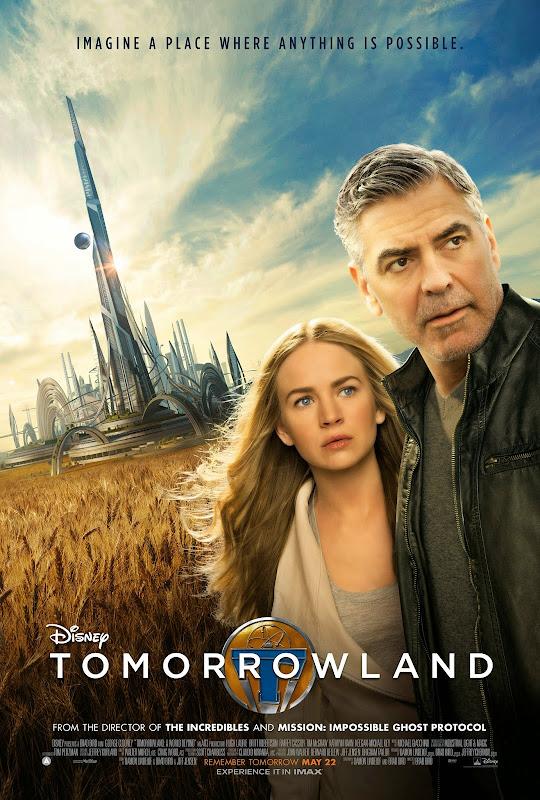 ตัวอย่างหนังใหม่ : Tomorrowland (ผจญแดนอนาคต) ซับไทย poster3