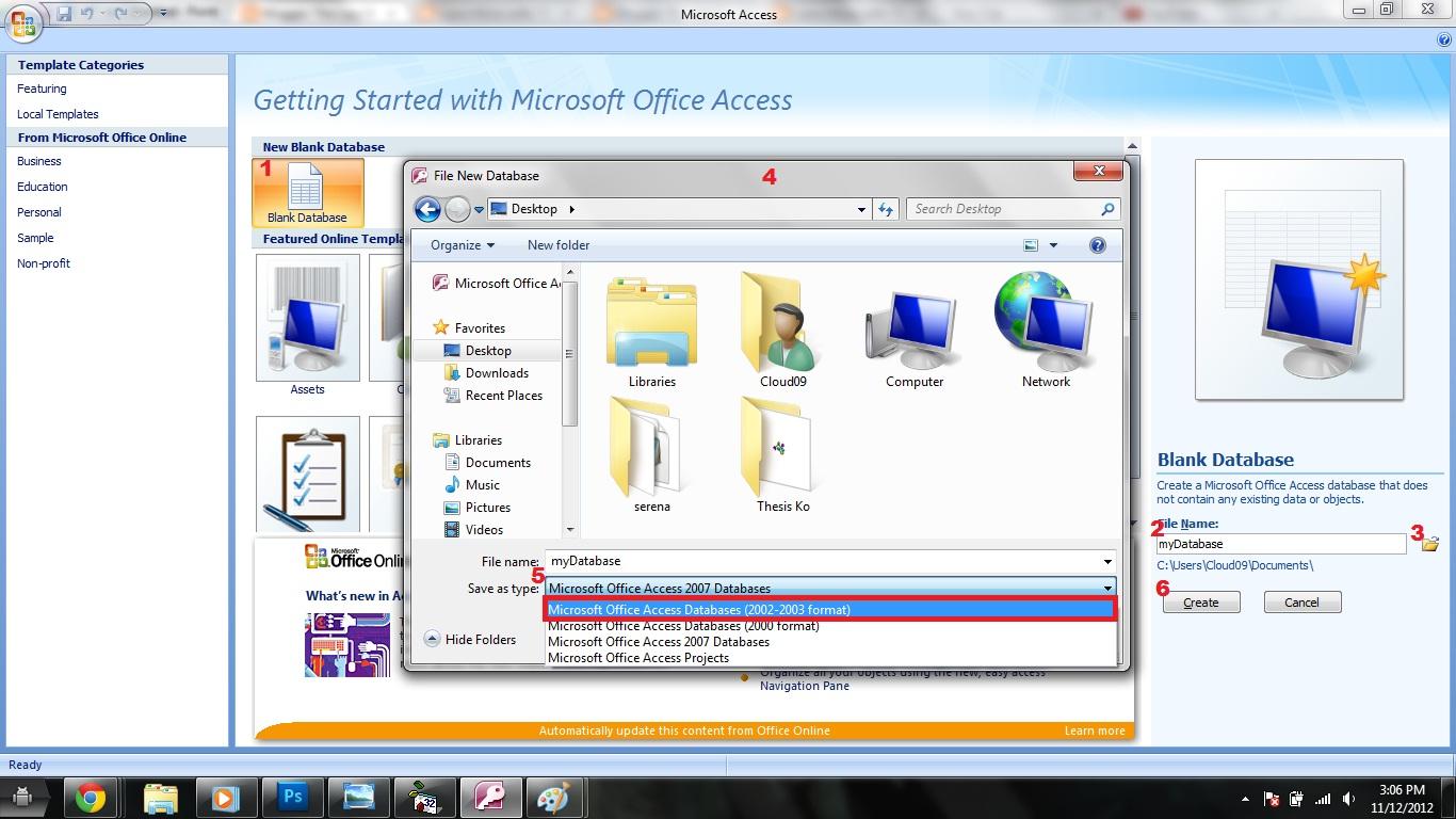 ms access 2007 programming tutorial pdf