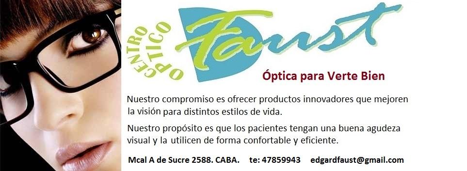 Centro  Óptico  FAUST