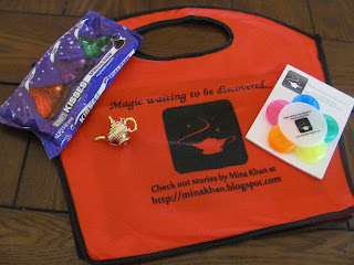 giveaway, Mina Khan, prizes
