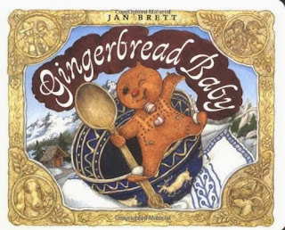 http://www.amazon.com/Gingerbread-Baby-Jan-Brett/dp/0399234446/ref=sr_1_1?ie=UTF8&qid=1385772424&sr=8-1&keywords=gingerbread+baby