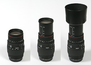 lens digital camera