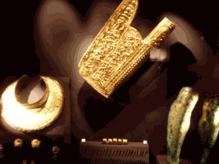 Beberapa artifak kuno yang berhasil diselamatkan