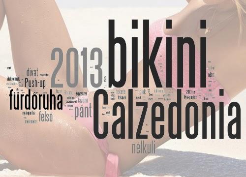 Néhány kép - Calzedonia fürdőruha 2013